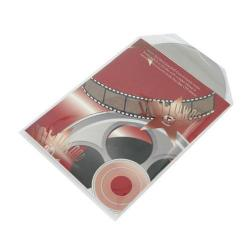 CPP Clear Plastic Sleeves for Greeting Cards and DVD Artwork