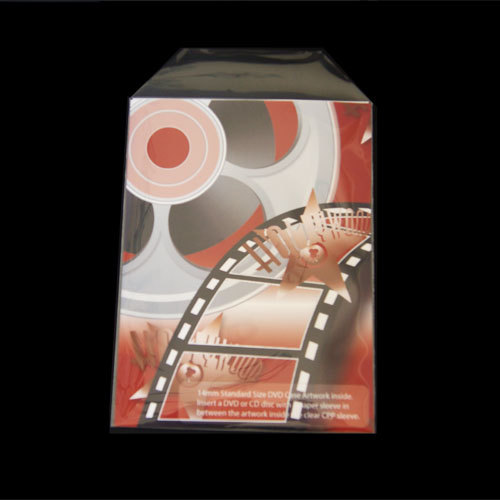Cpp clear plastic sleeves for greeting cards and dvd artwork customer rating notrated m4hsunfo
