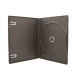 4mm Black Single Disc Blu-Ray Case