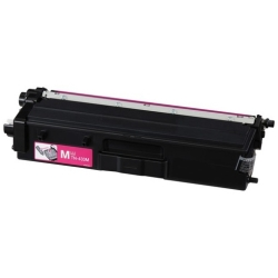 Brother TN433M Premium Compatible High Yield Magenta Toner Cartridge