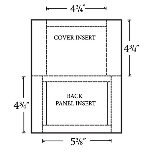 Printing Cd Case Insert: Matte Jewel Case Inserts For Laser Or Inkjet Printers