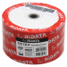 Ritek Ridata White Inkjet Hub Printable 52X CD-R Blank Media Disc in 50 Pack Tape Wrap