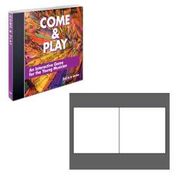 Laser Gloss Double Sided Jewel Case Booklets (CIP-192936)